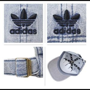 cbac7d7c3814 adidas Accessories - Adidas OG RELAXED STRAPBACK MENS HAT